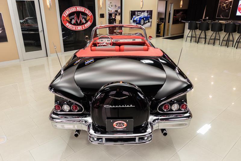 1958 Chevrolet Impala 16