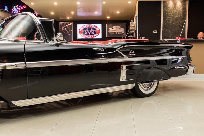 1958 Chevrolet Impala 29