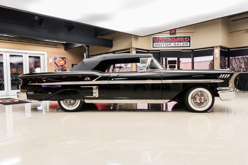 1958 Chevrolet Impala 11