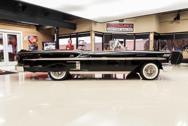 1958 Chevrolet Impala 12