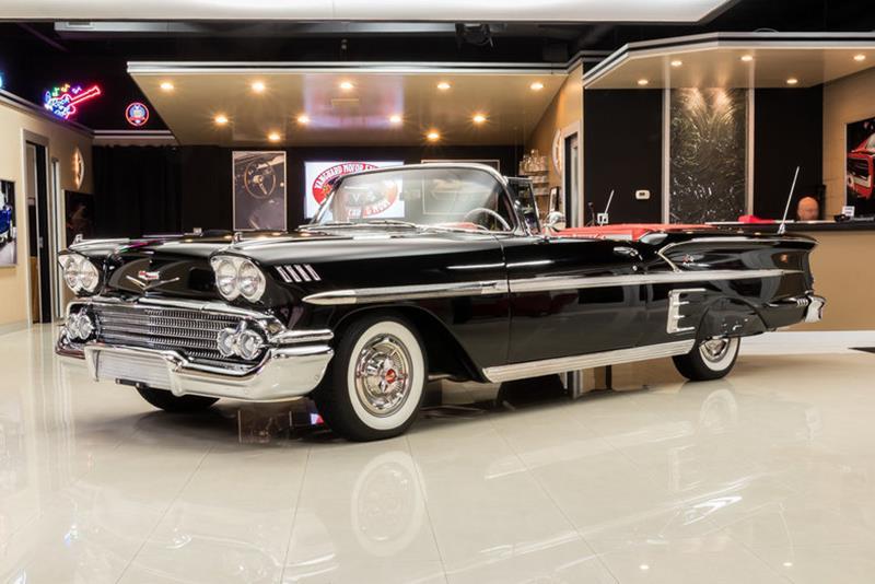 1958 Chevrolet Impala 58
