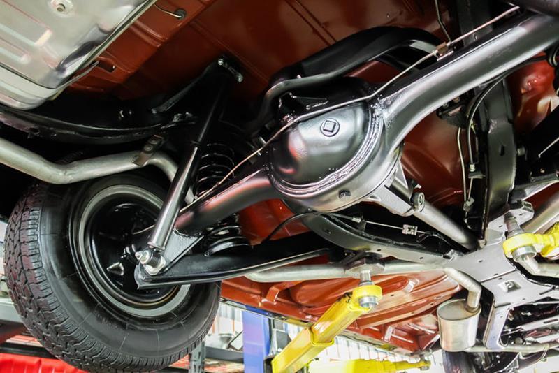 1958 Chevrolet Impala 98