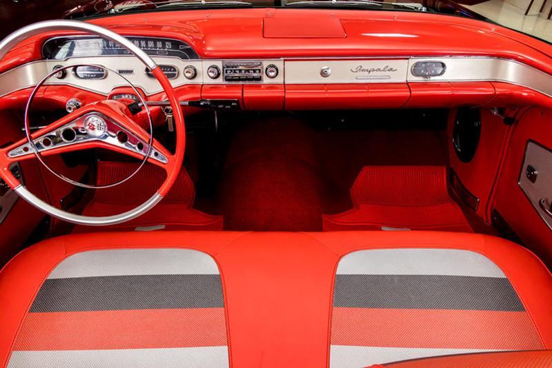 1958 Chevrolet Impala 76