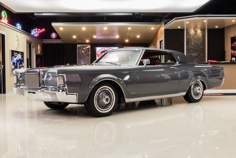 1969 Lincoln Continental 1