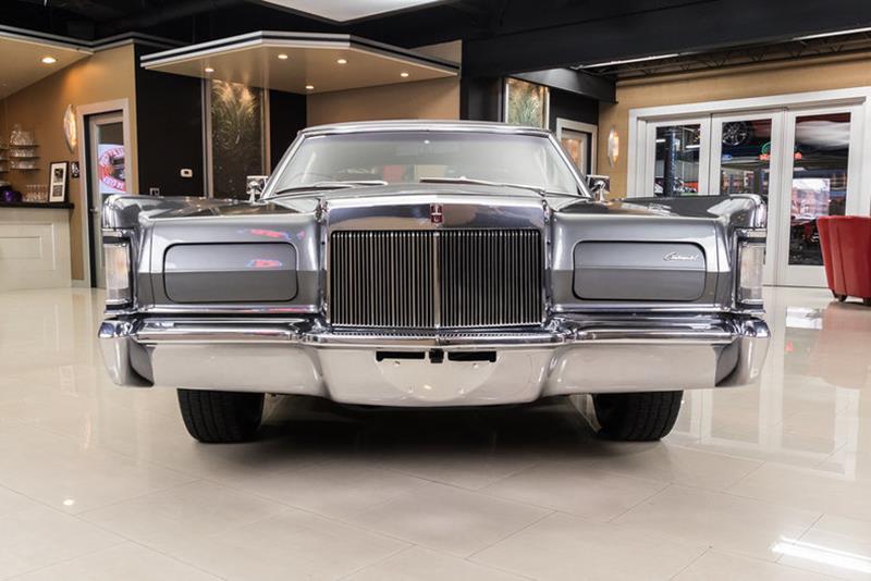1969 Lincoln Continental 6