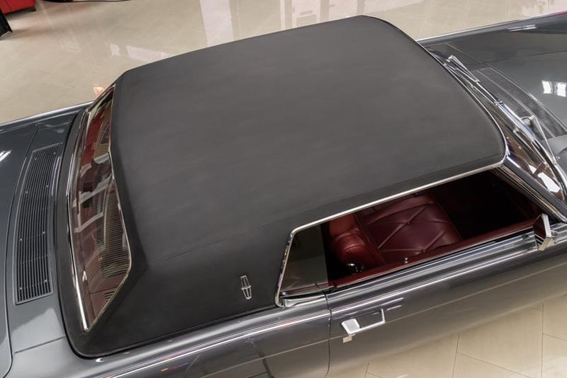 1969 Lincoln Continental 45