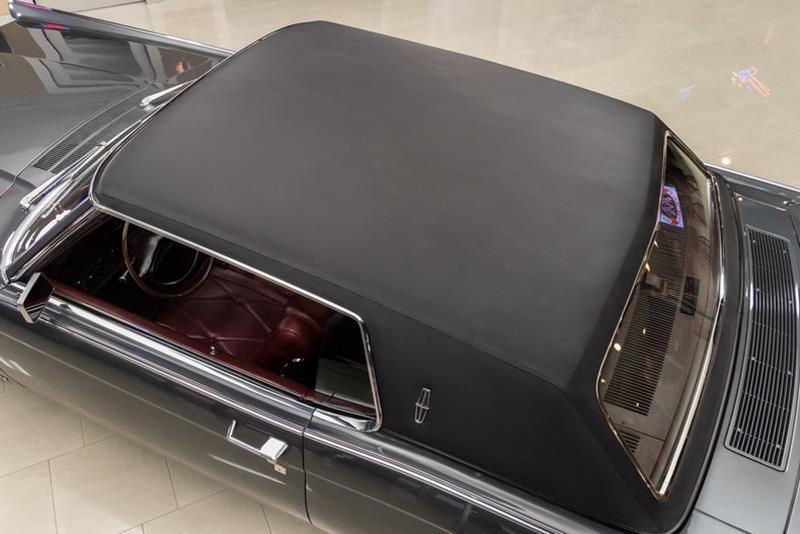 1969 Lincoln Continental 44