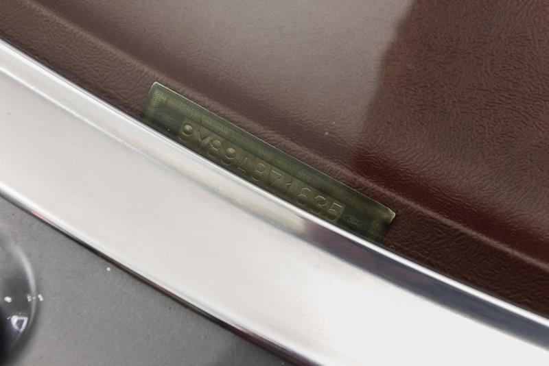 1969 Lincoln Continental 50
