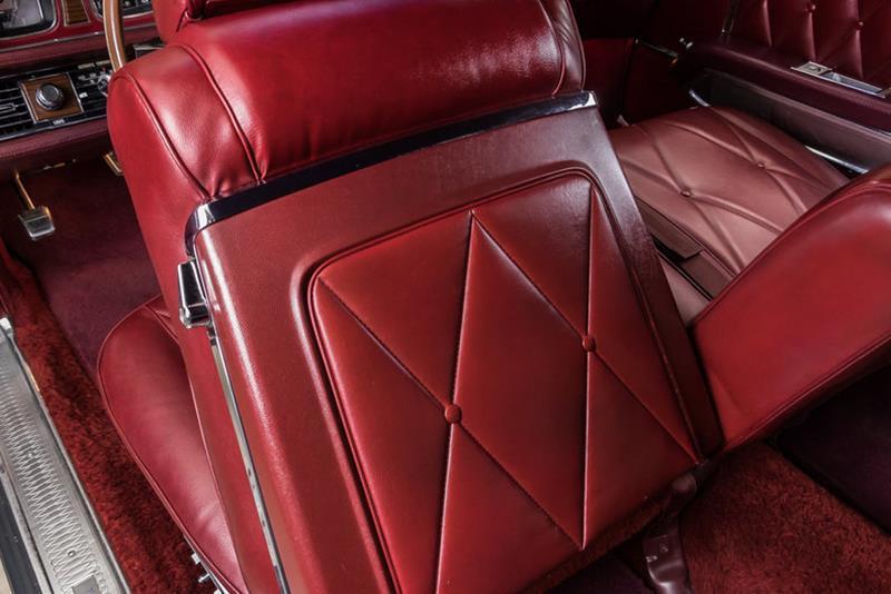 1969 Lincoln Continental 59