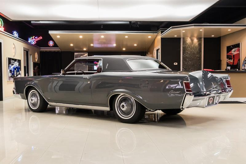 1969 Lincoln Continental 15