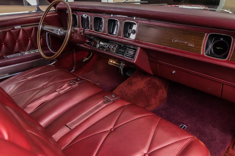1969 Lincoln Continental 66