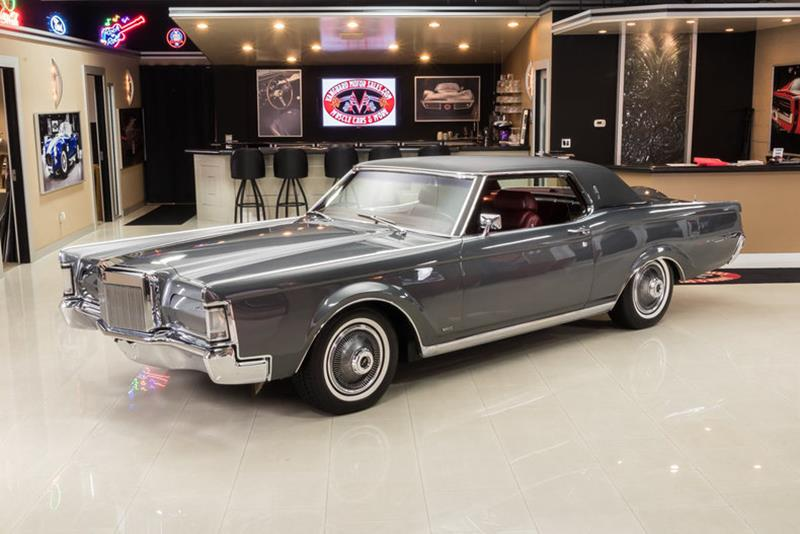 1969 Lincoln Continental 5