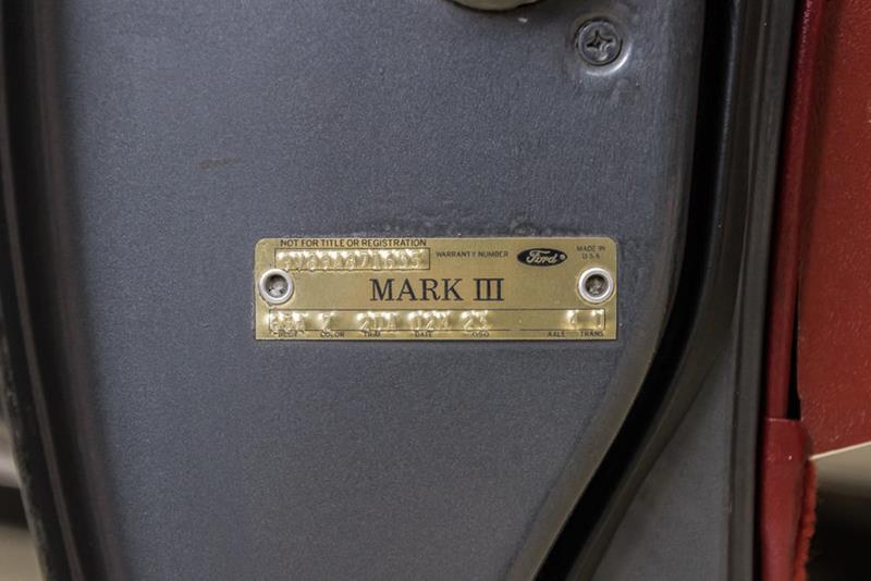 1969 Lincoln Continental 51