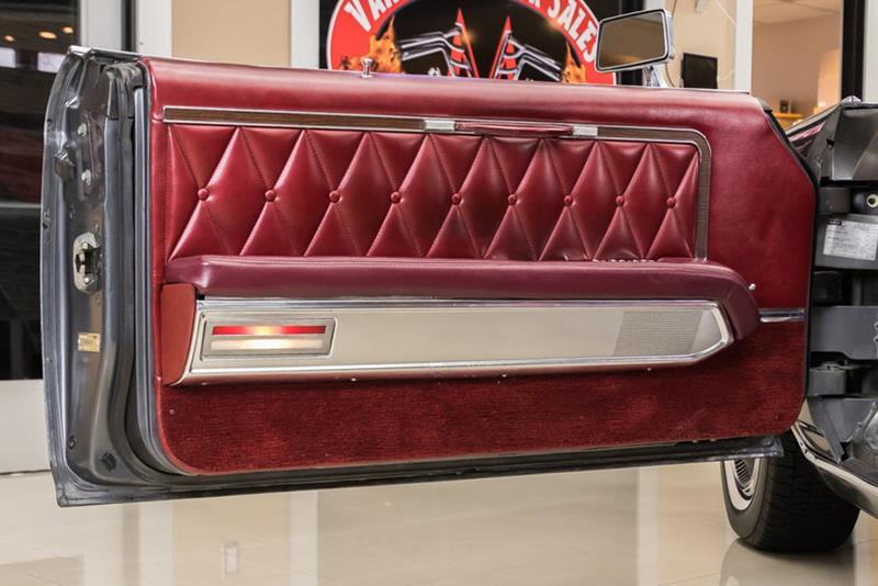 1969 Lincoln Continental 53