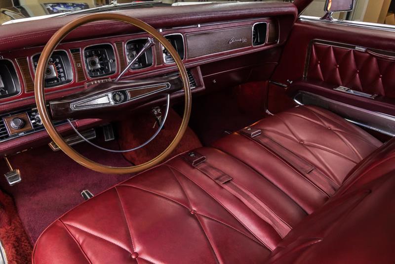 1969 Lincoln Continental 55