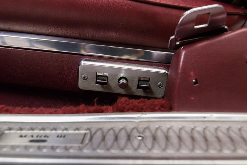 1969 Lincoln Continental 57