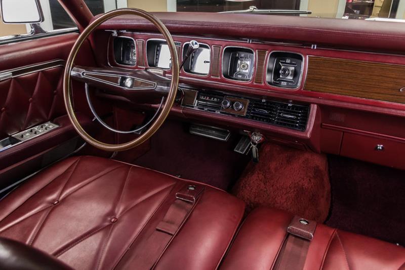 1969 Lincoln Continental 75