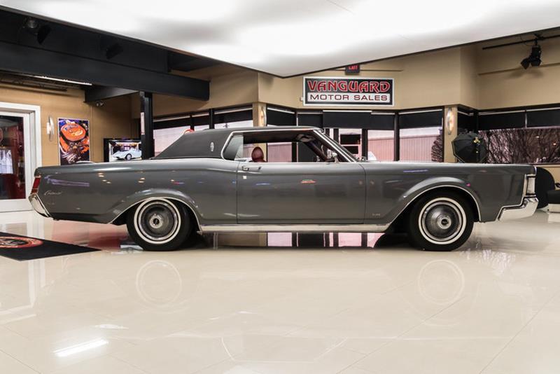 1969 Lincoln Continental 10