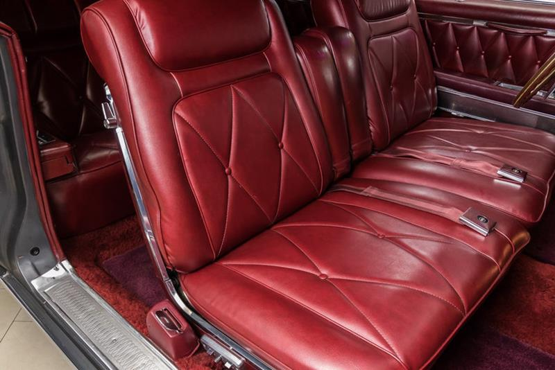 1969 Lincoln Continental 68