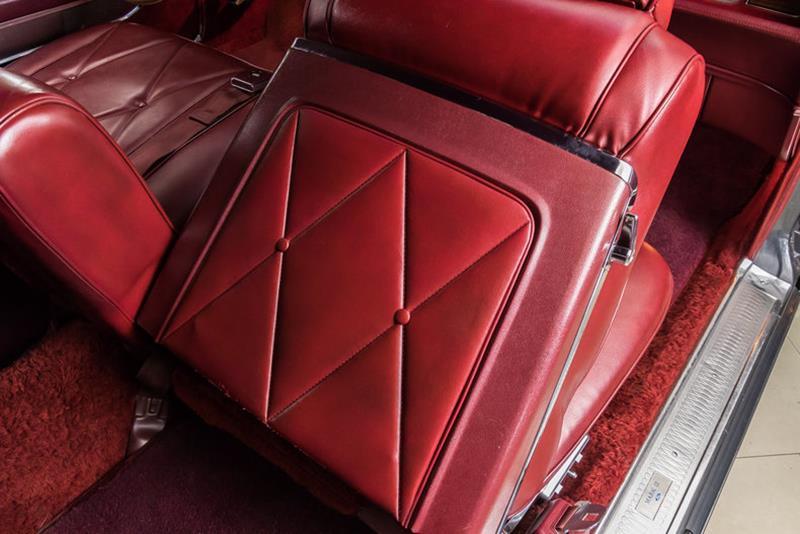 1969 Lincoln Continental 70