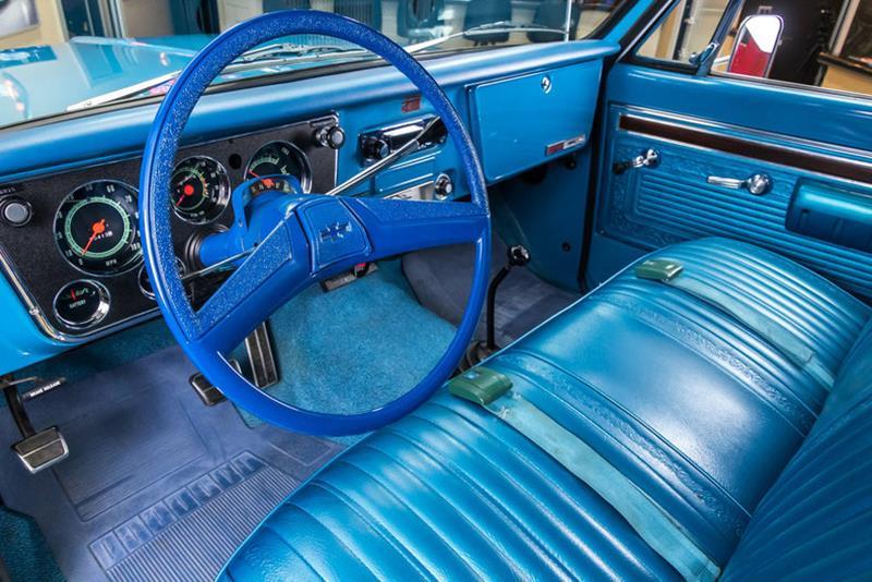 1972 Chevrolet C/K 20 Series 47
