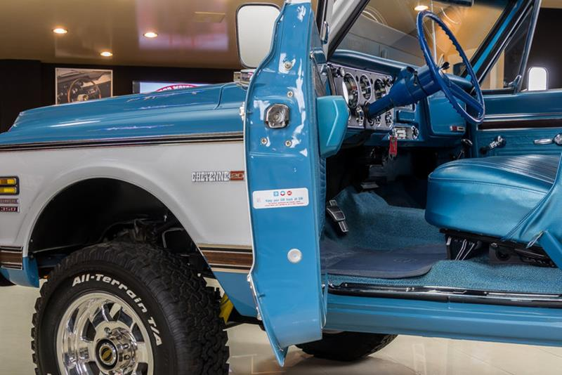 1972 Chevrolet C/K 20 Series 45