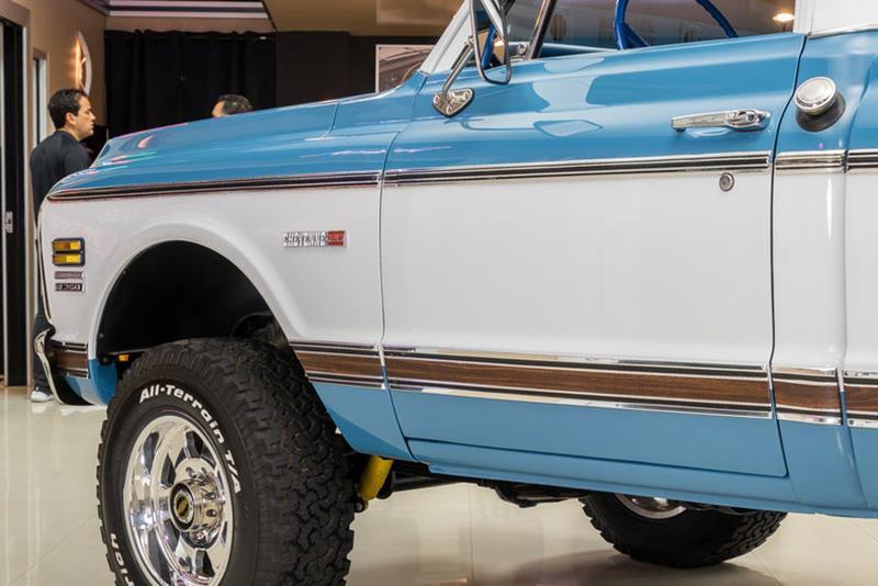 1972 Chevrolet C/K 20 Series 31