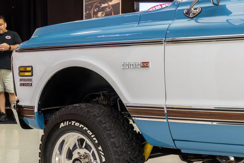 1972 Chevrolet C/K 20 Series 32