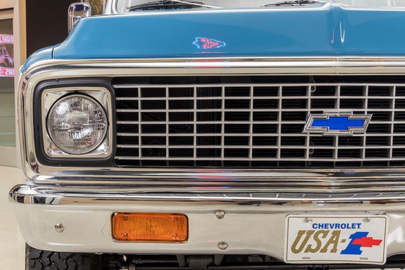 1972 Chevrolet C/K 20 Series 18