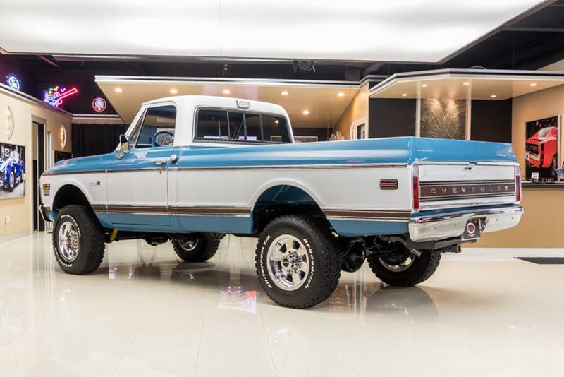 1972 Chevrolet C/K 20 Series 15