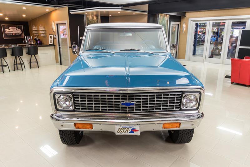 1972 Chevrolet C/K 20 Series 7