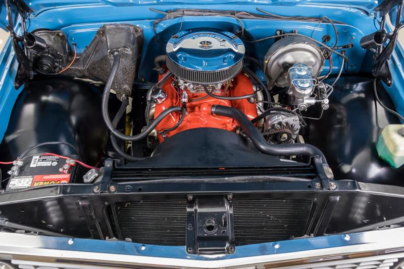 1972 Chevrolet C/K 20 Series 3