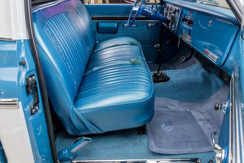 1972 Chevrolet C/K 20 Series 60