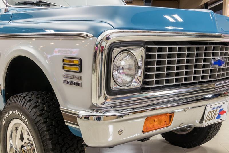 1972 Chevrolet C/K 20 Series 19