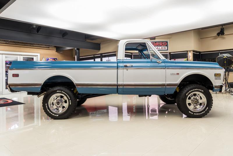 1972 Chevrolet C/K 20 Series 10