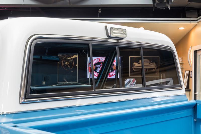 1972 Chevrolet C/K 20 Series 33
