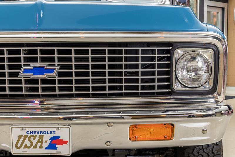 1972 Chevrolet C/K 20 Series 25