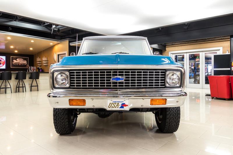 1972 Chevrolet C/K 20 Series 6