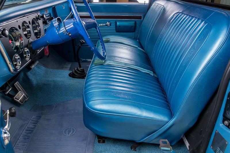 1972 Chevrolet C/K 20 Series 48