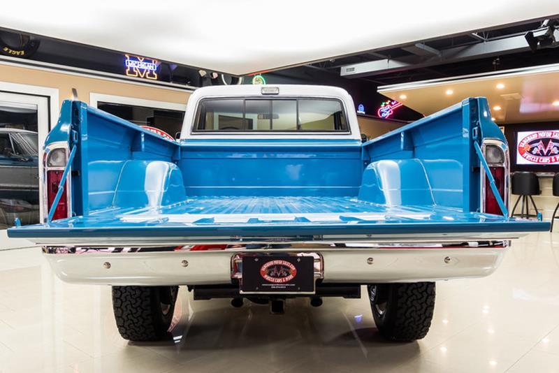 1972 Chevrolet C/K 20 Series 63
