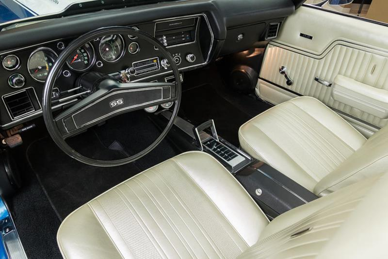 1970 Chevrolet Chevelle 58