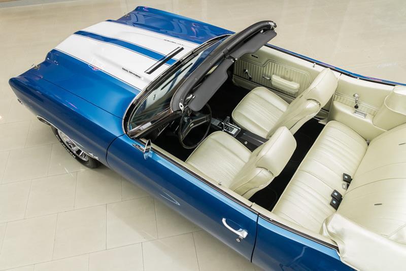 1970 Chevrolet Chevelle 38