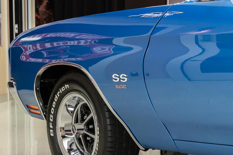 1970 Chevrolet Chevelle 37