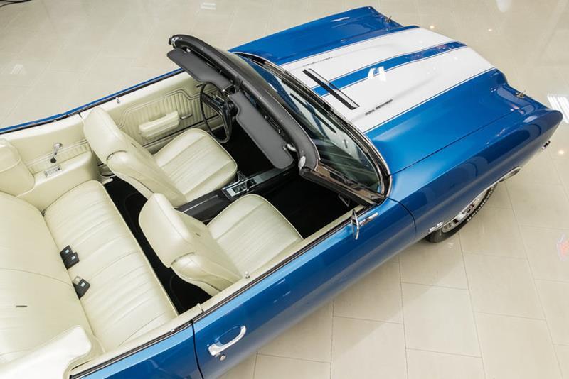 1970 Chevrolet Chevelle 46