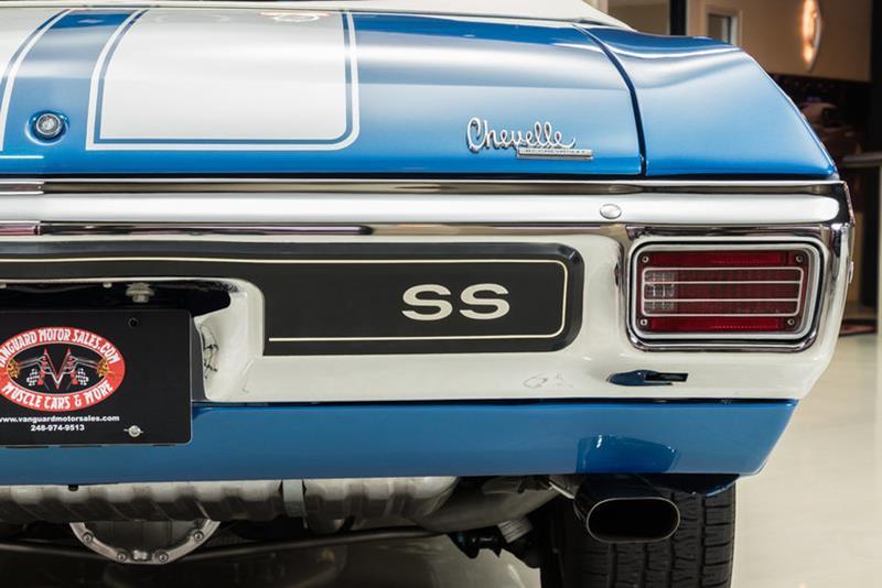 1970 Chevrolet Chevelle 42