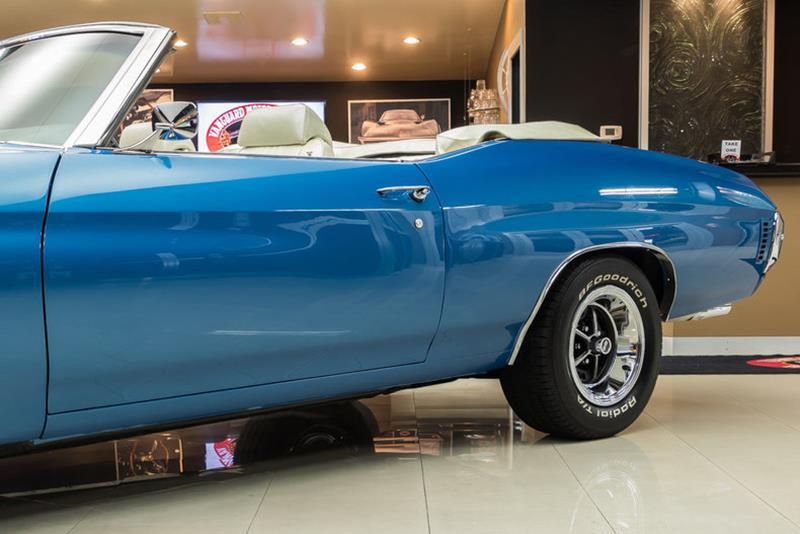 1970 Chevrolet Chevelle 31