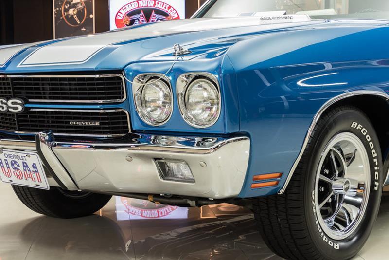 1970 Chevrolet Chevelle 30