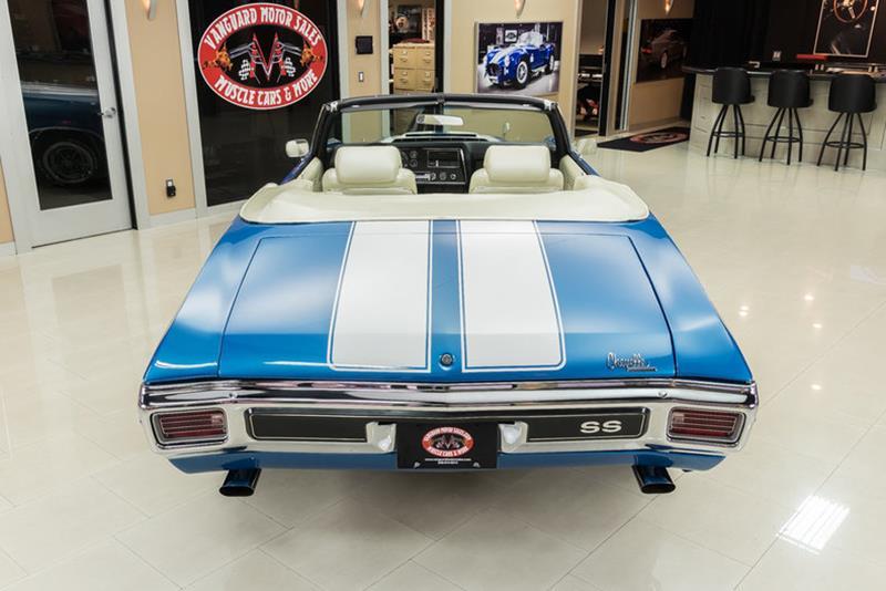 1970 Chevrolet Chevelle 16
