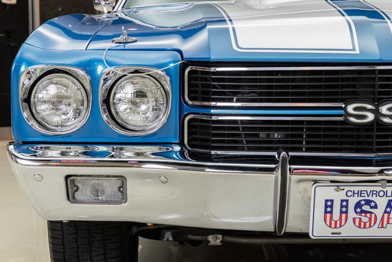 1970 Chevrolet Chevelle 21