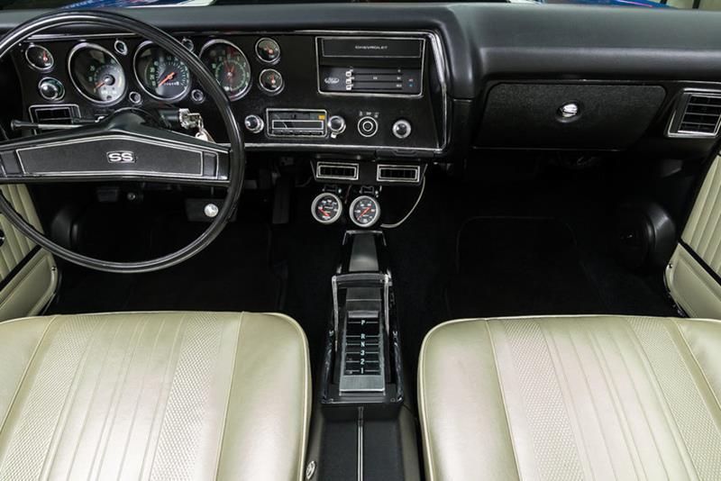 1970 Chevrolet Chevelle 74